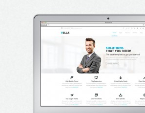 Vella Wordpress Theme
