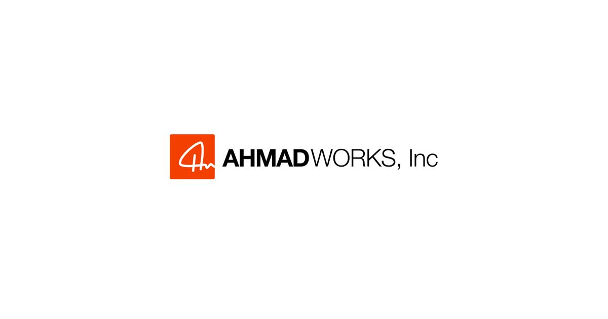 (c) Ahmad.works